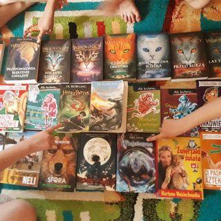 Co czytają i polecają dzieci