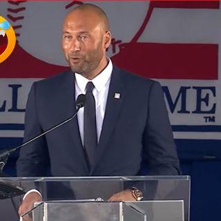 MLB: DEREK JETER trolea a PERIODISTA que NO votó por él