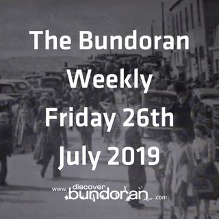 054 - The Bundoran Weekly - Friday July 26th 2019