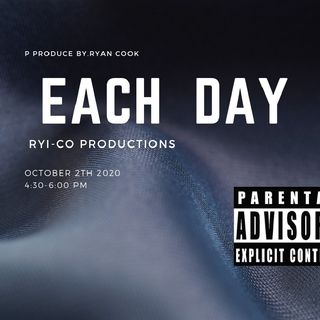 Ryi-Co Each Day(official audio)