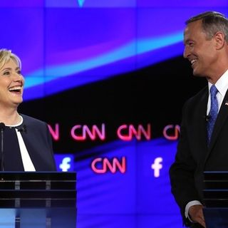 Leslie Interviews Governor Martin O'Malley On 2016 Presidential Election