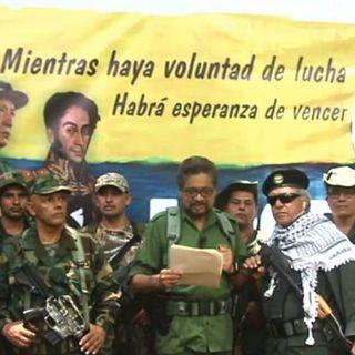 Comunicado:  Iván Márquez , El Paisa' , 'Romaña y Jesús Santrich anuncian la vuelta a la lucha armada de las  FARC-EP