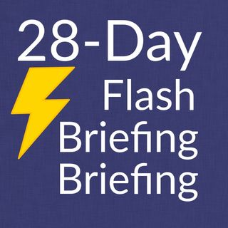 DAY 25 – The Care and Feeding Of Your Briefing