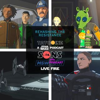 Rehashing the Resistance: Live Fire
