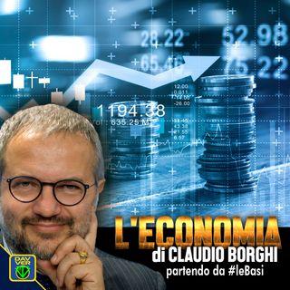 L'Economia di Claudio Borghi partendo da #leBasi