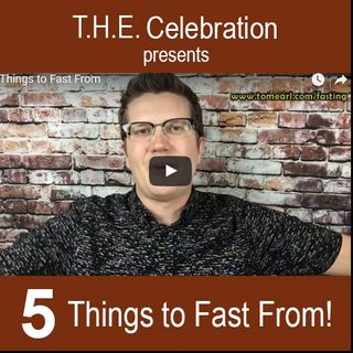 5 Things to Fast From