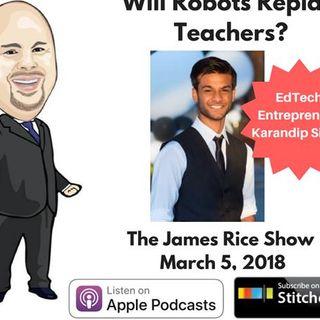 Episode 10 - Will Robots Replace Teachers?