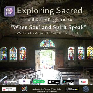 """When Soul and Spirit Speak"""