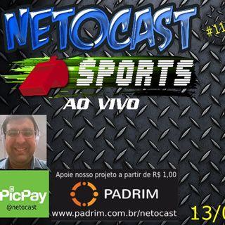 NETOCAST 1127 DE 13/03/2019 - ESPORTES - NBA e NFL
