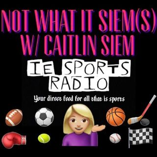 "Not What It Siem(s): Episode 50: ""Talk Football to Me"""