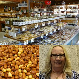 Shopping Adventures at The Peanut Patch - Donna George on Big Blend Radio