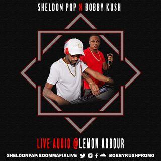 BOBBY KUSH X SHELDON PAP [BOOM MAFIA] - LIVE AT LEMON ARBOUR BARBADOS
