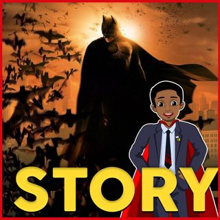 Batman - Sleep Story