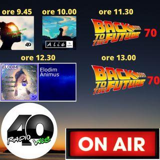 """Radio 40 """" Forty Morning"""" Martedi' Mattina 16/02/2021"""