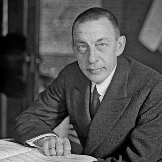 Auditorium 20 - Musiche di Sergei Rachmaninoff