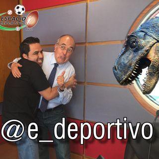 Dónde esta el Rudo Rivera? Espacio Deportivo de la Tarde 13 de Marzo 2019