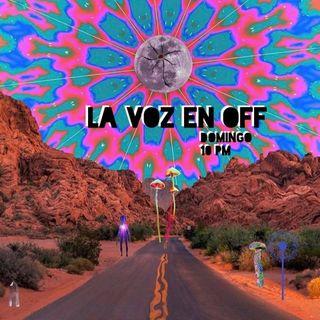 La Voz en Off ft. La Increíble Patrulla X