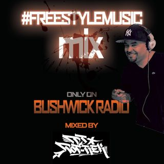 CRUSH DAT Radio Freestyle Mix by Dj Pop Rek