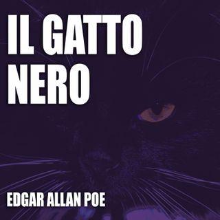 Il Gatto Nero, racconto di Edgar Allan Poe - AUDIOLIBRO INTEGRALE