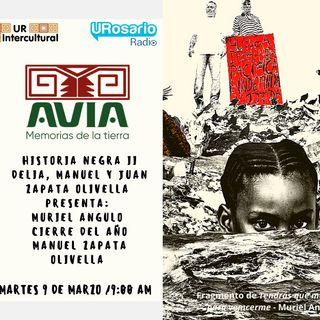 Historia Negra II: Los Zapata Olivella