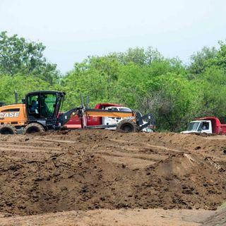 Alcaldía de Ciudad Sandino alista de forma «exprés» un cementerio que estará listo el 15 de junio