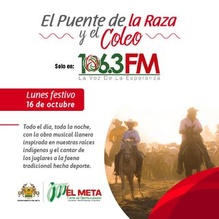 0169 PROMO ESPECIAL PUENTE DE LA RAZA Y EL COLEO