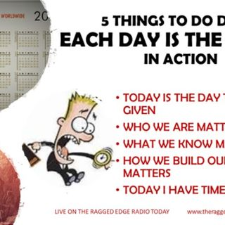 THINGS TO DO TODAY POWERFULLY PART 2