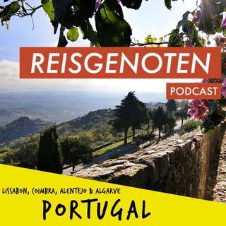 E06 Portugal: zweterige oksels in de tram, de Harry Potter-universiteit en de letzte bratwurst
