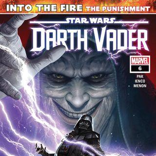 Star Wars Splash Page #201 -- Master and Servant