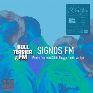 SignosFM Primer Contacto Kiddie Gang presenta Vertigo