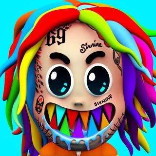 Baixar Nova Music de - 6IX9INE- TUTU [Taky-News]DOWNLOAD MP3