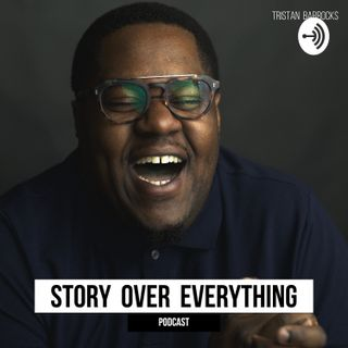 Tristan Barrocks Presents Story Over Everything
