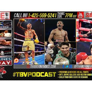 Lomachenko vs Rigondeaux Review, Salido Retired, DeGale Upset, Joshua vs Parker?