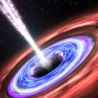 98.1. Vida alrededor de un agujero negro, nueva teoría de Oumuamua, existen planetas habitables mejores que la Tierra...