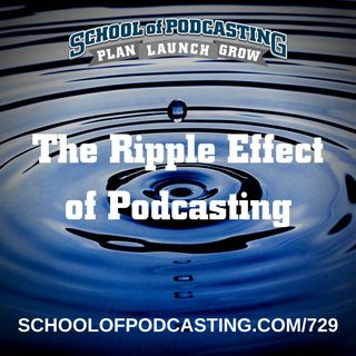 The Ripple Effect of Podcasting