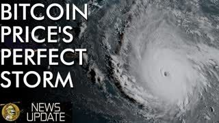 Bitcoin's Perfect Storm Will Drive Big Price Rally as Central Banks Kill Fiat