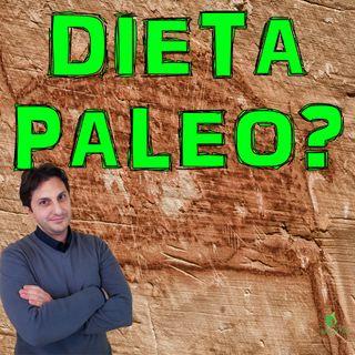 Episodio 47  - DIETA PALEOLITICA - Quello che dobbiamo sapere sulla DIETA PALEO