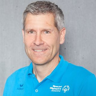 Bruno Bart - Special Olympics Switzerland
