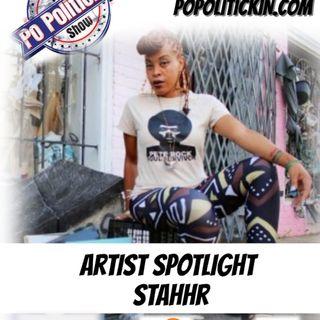 Artist Spotlight - staHHr | @stahhr
