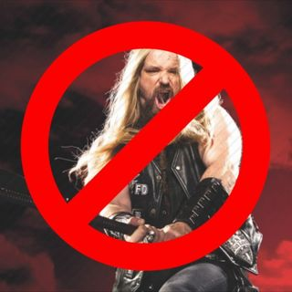 Episode # 24: I will never support Zakk Wylde again.