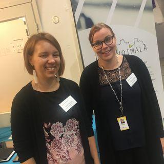 Vetovoimala/Toimintakykyarvio.fi, Anna-Kaisa Puusaari ja Heidi Alatalo