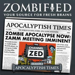 Apocalyptish Times: Season 3 live premier