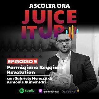 9. Parmigiano Reggiano Revolution - Gabriele Menozzi di Armonie Alimentari