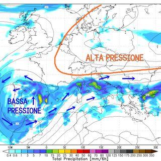 Previsioni meteo 8-10 gennaio: tempo stabile e clima freddo