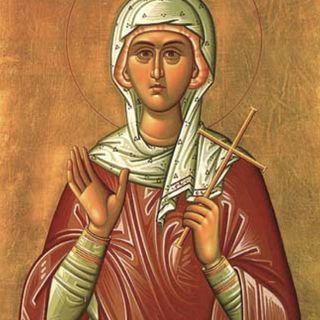 Santa Áurea, virgen y mártir