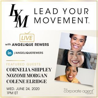Lead Your Movement EP. 1   Corporate Diversity, Inclusion, & Equity