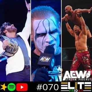 Elite Friday - Episodio 070