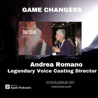 Game Changers Andrea Romano