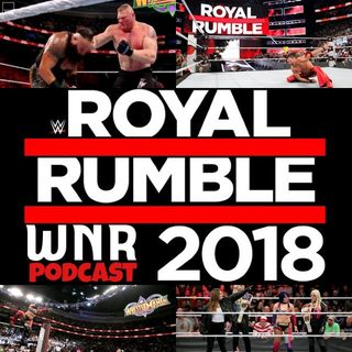 WNR142 P2 WWE ROYAL RUMBLE 2018
