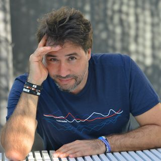 From Istanbul, it's the amazing Turkish singer/songwriter/melodic rock musician Barista!